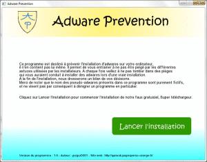 Adware Prevention