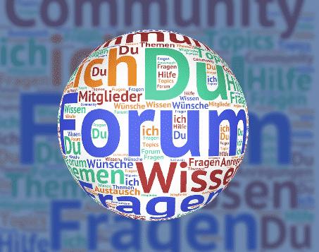 forum accueil FEI