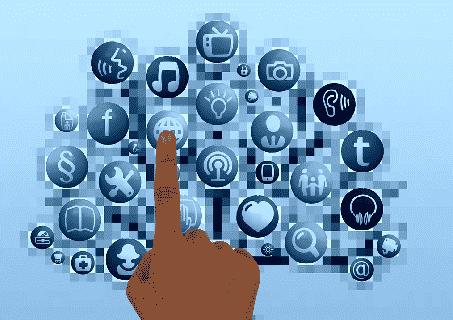 réseaux sociaux accueil fei